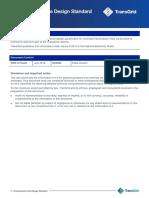 Transmission line design standard.pdf