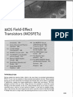 Schaums outline of  Mosfet