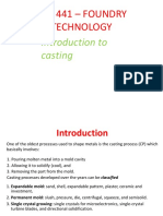 Introduction to Casting