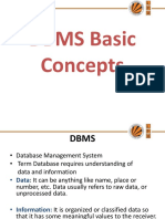 DBMS Basic Concepts.ppt
