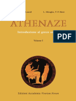 Libro Greco Athenaze I
