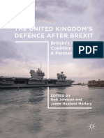The UK's Defence after Brexit