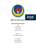 Project Spec