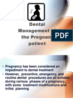 Management of Pregnant Patient