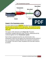 Transmission System Booklet