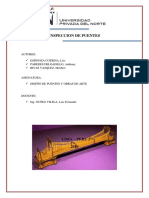 Inspeccion de Puentes_Diseño de Puentes y Obras de Arte