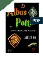 Gabriela Le Blanc - Albus Potter y Los Guardianes Negros