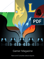 Revista - XDv1 - Press Start e Game Over