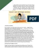 Artikel Hari Pendidikan Sosiologi