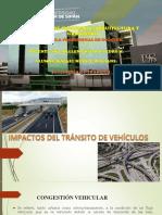Impacto, Estudios y Parametros de Transito.