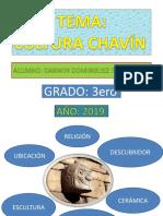 Cultura Chavin DARWIN