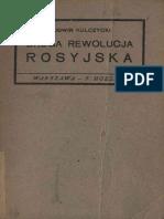 Kulczycki, Ludwik - Druga Rewolucja Rosyjska
