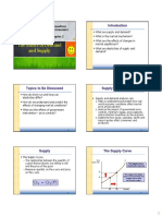 Ch 2 Basics of Supply and Demand 20190829 m