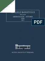 Arhitectura Epocii Latene Din Muntii Sureanu