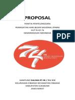 Proposal Bebecek 2019