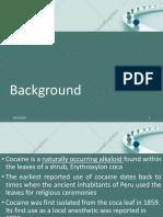 PPT  jurding penggunaan Cocain