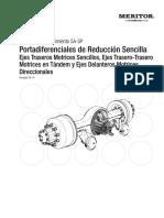 Manual mantenimiento Diferenciales ArvinMeritor.pdf