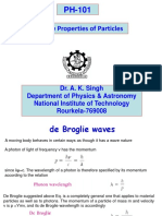Chapter 3-Wave Properties of Particle