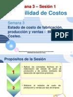 Semana 3 - ECosto Prod. y Met. de Costeo