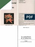 Clouscard Michel - Le Capitalisme de La Seduction