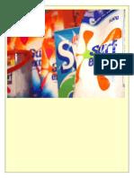 Unilever Internship Report