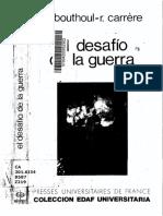 BOUTHOUL EL DESAFIO DE LA GUERRA.pdf