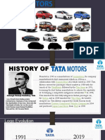 case study on tata motor