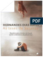 As Teses de Satanas - Hernandes Dias Lopes