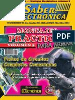 Club SE 111 - Montajes Practicos Para Armar Vol. 5 (Año 10-Jul 20014)
