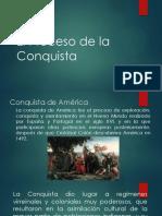 El Proceso de La Conquista