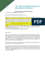 Analysis of Ife