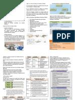 Triptico Implementación Del Plan de Manejo de Residuos Sólidos 2011