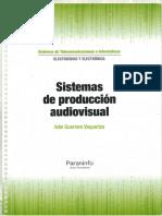 sistemas produccion audiovisual