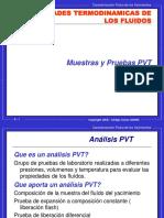 Qué es un PVT ?