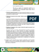 Evidencia Cuadro Comparativo Identificar Conceptos Saberes Campesinos Produccion Agricola Ancestral