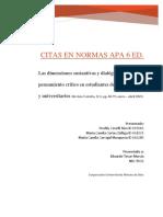 Citas Normas Apa 6 Ed.