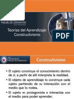 Teorías del Aprendizaje Constructivismo.pdf