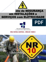 TREINAMENTO NR-10 - LEGISLAÇÃO.ppt
