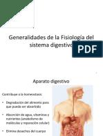 01 Fisiología General Del Sistema Digestivo