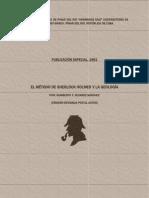 El Metodo de Sherlock Holmes y La Geolog