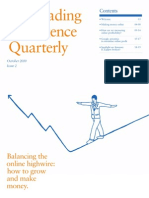 The Trading Intelligence Quarterly