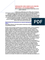 Impacto de La Informacion Sobre Salud en La Relacion Medico (1)