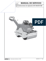 Manual de Reparación DVH550-DVH600