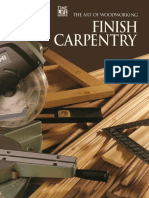 Finish Carpentry (Art of Woodworking) by Karl Marcuse.pdf