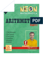 Arithmetic By Raja Sir Neon Classes