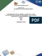 Individual Ecuacion Diferencil