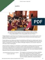 Encontrar Un Maestro – Sangha Virtual