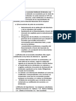 Dimensiones organizacionales Alicorp