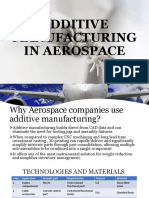 ADDITIVE MANUFACTURING IN AEROSPACE- DURGA.D (VTU10462).pptx