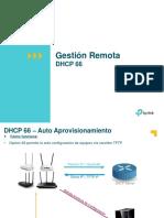Manual Para Crear y Usar Un Servidor Tftp Dhcp66 1
